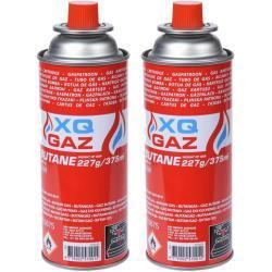 2x Navulling butaan gasbussen 227 gram