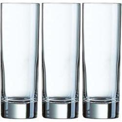 3x Longdrinkglazen 220 ml
