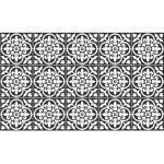 60 tegelstickers   stickers zelfklevende tegels – mozaïek tegels wandtattoo badkamer en keuken   tegellijm – Nuance de grijs Classic – 10 x 10 cm – 60-delig