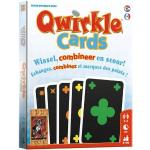 999 Games kaartspel Qwirkle Cards - Multicolor