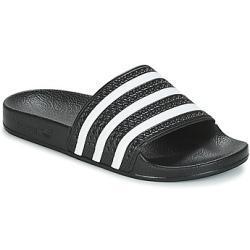 adidas ADILETTE Teenslippers heren - Zwart