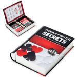 Balvi pokerset Secrets 19 x 15 cm metaal zwart