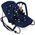 Baninni Wipstoel Relax Classic blauw en sterren BNBO002-BLST