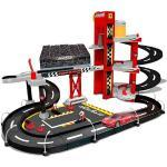 Bburago 30197 - speelset Ferrari Racing Garage, speelbanen
