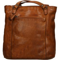 Bear Design shopper/rugzak cognac