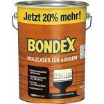 Bondex Houtbeits voor buiten mahonie 4,80 l - 424664