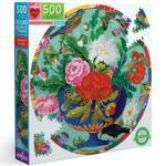 Bouquet and Birds Puzzel (500 stukjes)
