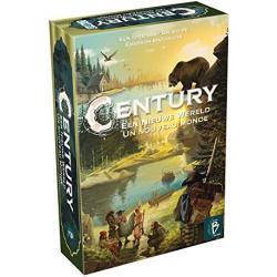 Century - Een Nieuwe Wereld - Bordspel - Verken de nieuwe wereld tijdens het begin van de 16e eeuw - Voor de hele familie - Taal: Nederlands