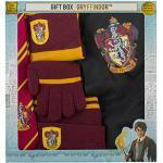 Cinereplicas - Geschenkdoos Harry Potter Kids Gryffindor (cape, stropdas, muts, handschoenen en sjaal), cartoon, meerkleurig, kinderen (rode string 5 stuks)