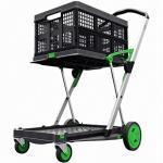 Clax trolley + 1 vouwkrat - - - (12950)