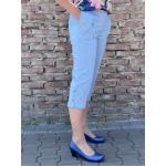 Comfort jeans 3/4 lightblue