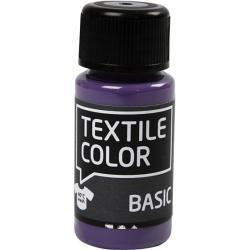 Creotime textielverf Basic 50 ml lavendel
