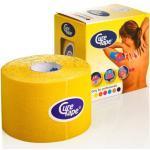CureTape 5m x 5cm - geel