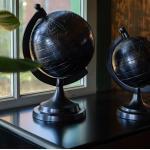 Dutchbone Wereldbol 'Globe' 33.5cm