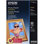 EPSON Fotopapier glanzend A3 20 vellen 1-pack