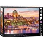 Eurographics puzzel Le Vieux Quebec - 1000 stukjes