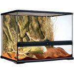 Exo Terra Glas terrarium incl achterwand