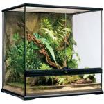 Exo Terra Glas Terrarium met achterwand 60 x 45 x 60 cm