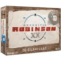 Expeditie Robinson - Eilandraad (Bordspel)