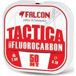 Falcon Tactica FC Pink fluorocarbon vislijn, lichtroze, 0,18 mm x 50 m