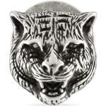 Feline head brooch