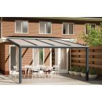 Fonteyn | Veranda Comfortline 406 x 400 cm RAL7016 Grijs