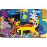 Fridolin Ontbijtplankje Rosina Wachtmeister-Wonderland, kunststof, kleurrijk, 23,5 x 0,2 x 14,5 cm
