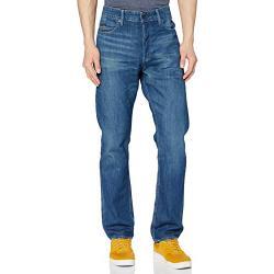 G-STAR RAW Heren Alto High Waist Straight C Jeans