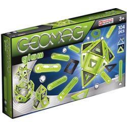 Geomag Glow - 104 delig