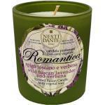 Geurkaars Romantica Toscaanse Lavendel & Verbena