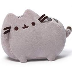 GUND Pusheen-knuffelkat, grijs, 15 cm