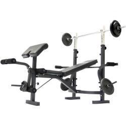 Halterbank - Focus Fitness Force 50