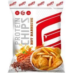 High Protein Chips - 6x50g - Hot Barbeque