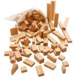 Houten bouwstenen basispakket
