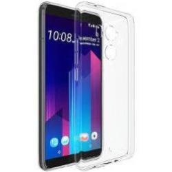 HTC U11 Plus Transparant Hoesje