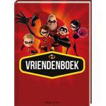 Incredibles Vriendenboek Vriendenboekje