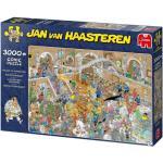 Jumbo legpuzzel Jan van Haasteren Rariteitenkabinet 3000 stukjes
