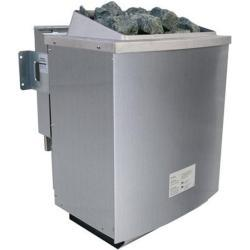 Karibu   Bio Combikachel 9 kW   Met Saunastenen