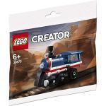 LEGO -5702016668209 LEGO Creator Pociäg [KLOCKI], meerkleurig (GXP-748133)
