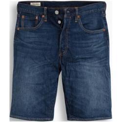 Levi's 501 Hemmed regular fit jeans short roast beef