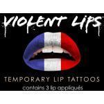 Lipstickers Frankrijk -