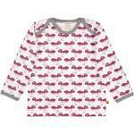 loud + proud Unisex baby lange mouwen met opdruk, van biologisch katoen, GOTS gecertificeerd T-shirt