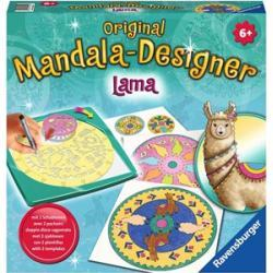 Mandala Designer Lama