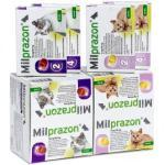 Milprazon Ontwormingsmiddel kat (2-8 kg) 2 Tabletten