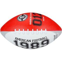 New Port American Football mini rood/wit maat 3