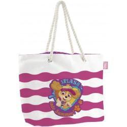 Nickelodeon strandtas/shopper Paw Patrol 18 liter