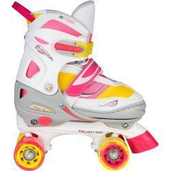 Nijdam Rolschaatsen Verstelbaar Meisjes Roze