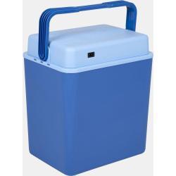 No Label Elektrische Koelbox Arctic 30 Liter 12/230 Volt Blauw