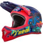 O'Neal Sonus Helmet Youth, rood/blauw L   51-52cm 2021 Kinder fietshelmen