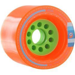 Orangatang Kegel 80A 80mm Wheels oranje Gr. Uni Longboard wielen